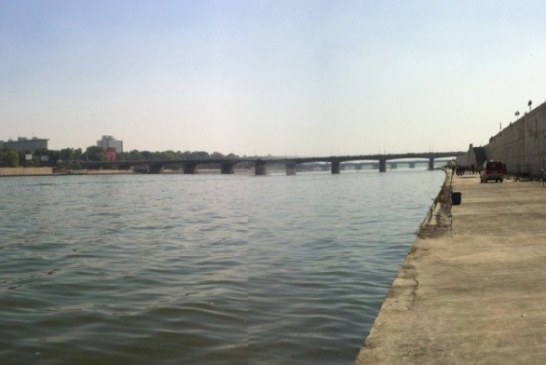 Investigation Shows Sabarmati Is Brimming With Stagnant Water