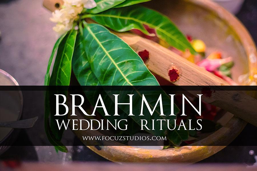 Brahmin Wedding Rituals