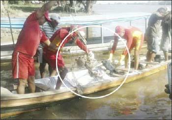 Bombeiros-resgataram-somente-ossada-de-Lucas-detalhe-do-rio-Surubiú