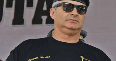 Coronel Telhada foi eleito deputado estadual em São Paulo pelo PSDB  Foto: Reprodução