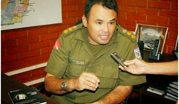 Coronel Éder Ribeiro da Silva