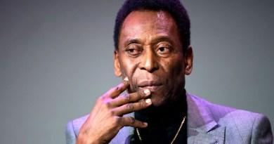 Pelé está sob cuidados especiais por conta de infecção abdominal (Foto: Getty Images)