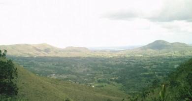 Parque Nacional da Serra de Itabaiana é uma unidade de conservação ambiental (Foto: Denise Gomes / G1 SE)