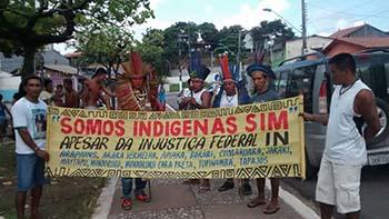 Protesto-dos-indigenas-na-Justiça-Federal