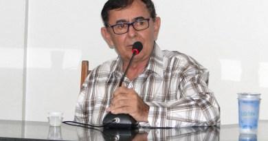 Sindicalista Agamenon Menezes.