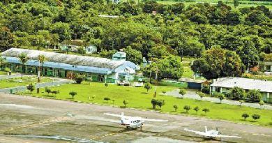 Aeroporto de Itaituba - (Divulgação)