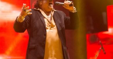 José Rico em show com Milionário em dezembro de 2014 em Ribeirão Preto (Foto: Érico Andrade/G1)