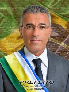 Prefeito Cassado Osvaldo Romanholi (PR).