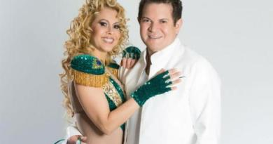 Joelma e Chimbinha anunciaram separação na última quarta-feira. Foto: Divulgação