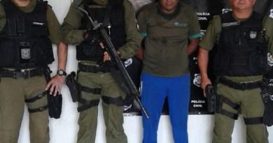 GUPM -CB Maduro, CB Fernando e CB Gaspar,.