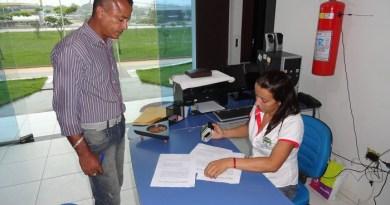 Autor da Denuncia João Garimpeiro no Protocolo da Câmara Municipal