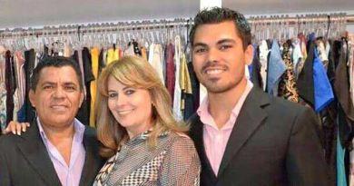 Luís Alves Pereira, Irma Buchinger Alve e Ambrosio Buchinger Neto foram assassinados. Foto: Facebook
