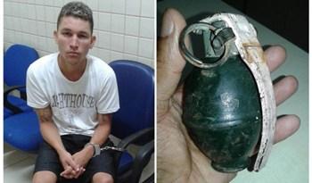 Cleonilson-portava-uma-granada