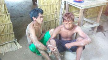 Assassinos da comunidade de Ajara