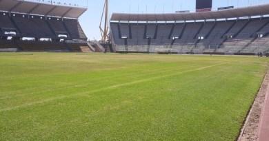 Associação do Futebol Argentino trabalha para melhorar as condições do Estádio Mario Kempes (Foto: Divulgação/AFA)