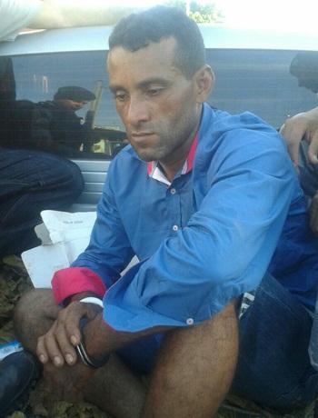 Antônio Carlos Rodrigues Pereira foi preso por participar do assalto ao Basa de
