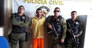 Suspeito de estuprar e matar menina de sete anos é preso em Cachoeira da Serra-Pa