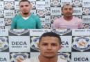 Presos envolvidos em morte de liderança rural no Pará.