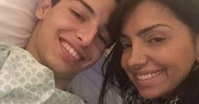 Morre filho da cantora gospel Eyshila, aos 17 anos: 'Matheus descansou', nesta terça-feira, 14 de junho de 2016