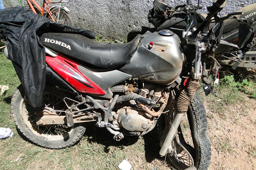 Novo Progresso: Colisão frontal e fatal tira a vida de motociclista próximo a transportadora Batista