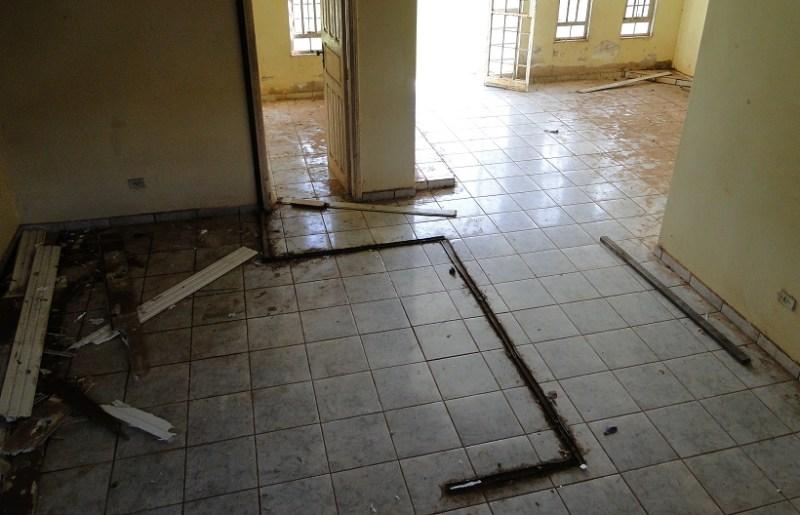 Dentro da residência ( Chalé)
