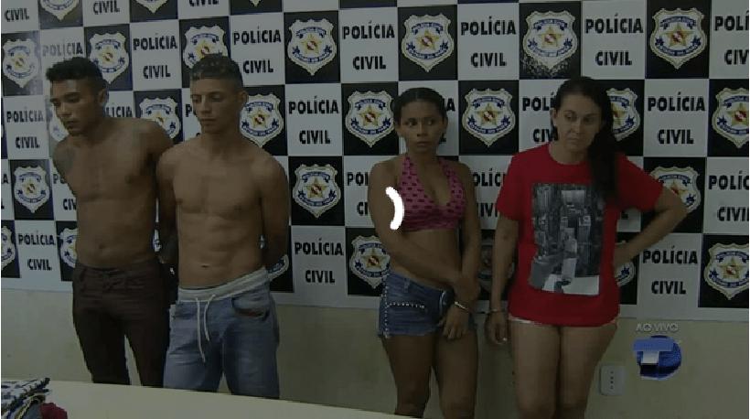 Suspeitos de roubar ouro em Itaituba são presos em Santarém, PA