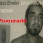 Policia divulgou foto como Procurado pela morte do Sargento João Luiz (Foto Policia Civil)