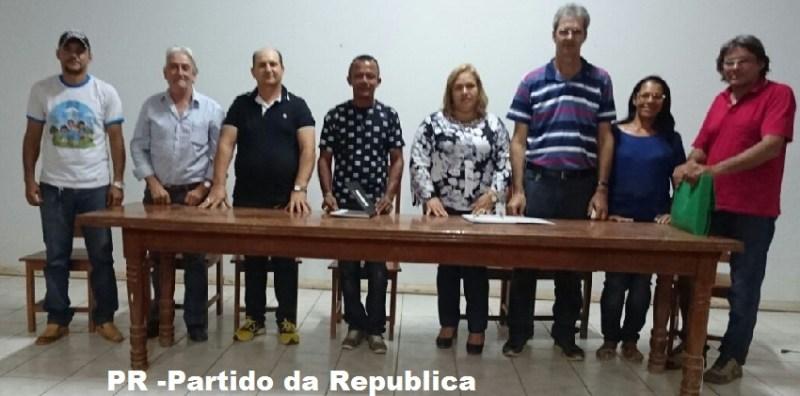 PR- PARTIDO DA REPUBLICA