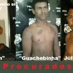 Polícia Civil divulga fotos e nomes de fugitivos de delegacia de Novo Progresso