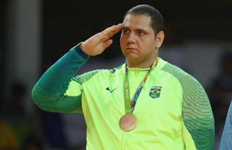Rafael Silva (bronze) - judô