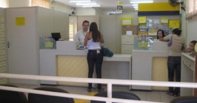 assalto correios