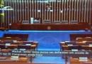 """TV Senado """"antecipa"""" posse de Michel Temer"""
