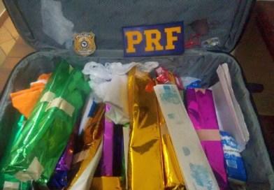Em Marabá, PRF apreende material para fabricação de dinheiro falso