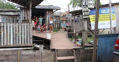 Pará tem o pior saneamento