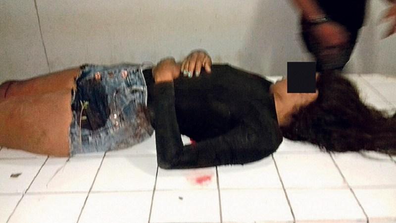 Silvia foi morta com um tiro nas costas, em Igarapé-Açu, nordeste paraense. (Foto: divulgação)