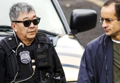 Condenado por corrupção, japonês da Federal já não usa mais a tornozeleira