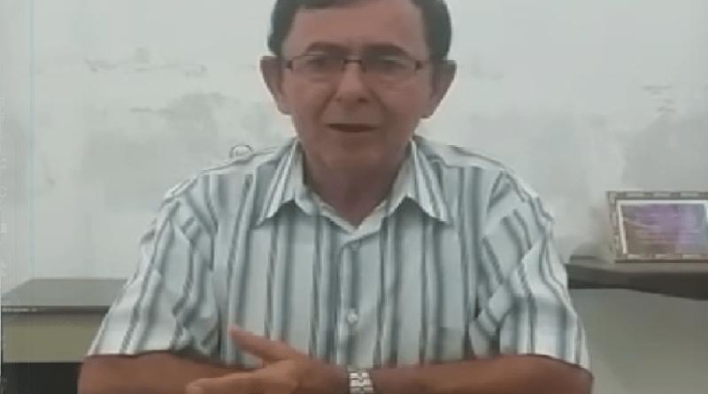 Agamenon Menezes. (Presidente dos Produtores Rurais de NP).