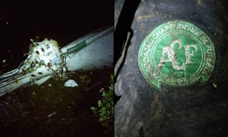 Imagens do acidente com o time da Chapecoense foram divulgadas nas redes sociais - Reprodução / Twitter (@TheACMario) Leia mais sobre esse assunto em http://oglobo.globo.com/esportes/aviao-com-time-da-chapecoense-cai-mata-25-diz-prefeito-de-medellin-20556992#ixzz4RO8nibTC © 1996 - 2016. Todos direitos reservados a Infoglobo Comunicação e Participações S.A. Este material não pode ser publicado, transmitido por broadcast, reescrito ou redistribuído sem autorização.