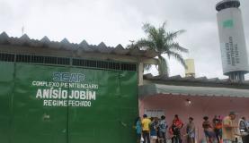 Complexo Penitenciário Anísio Jobim, em ManausDivulgação/Secretaria de Administração Penitenciária do Amazonas