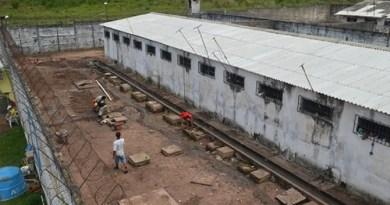Penitenciaria Cucuruna em Santarém