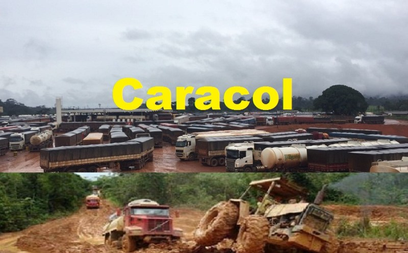 caracol br 163-1
