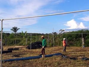 Cerca de 200 hectares serão recuperados (Foto:Ideflor-bio/Divulgação)
