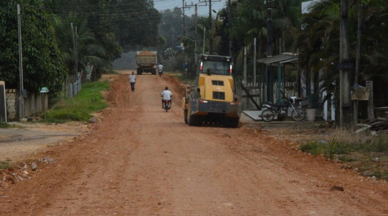 Alvorada da Amazônia recebe mutirão de serviços integrados da Prefeitura de Novo Progresso