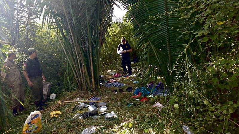 Polícia adulterou local da chacina em Pau D' Arco
