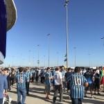 Grêmio x Corinthians bate o recorde de público pagante do Brasileirão 2017