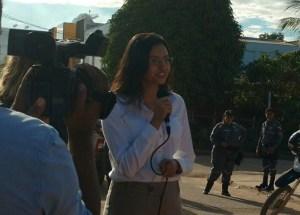 Dra. Rafaela Juiz da comarca de Novo Progresso participou do evento