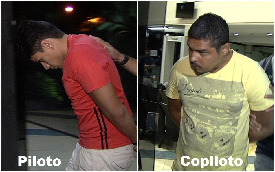 Avião de cocaína preso pela FAB- Dono da droga é de Novo Progresso