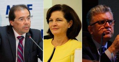 Lista tríplice de possíveis substitutos de Janot na PGR é divulgada