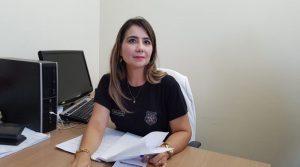 Delegada Adriene Pessoa