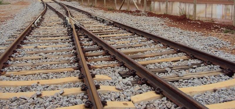 Ferrovia Norte-Sul - subtrecho Palmas/TO - Anápolis/GO - nas proximidades do Porto Nacional. Foto: PAC